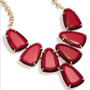 {Kendra Scott} Berry Glass Harlow Necklace